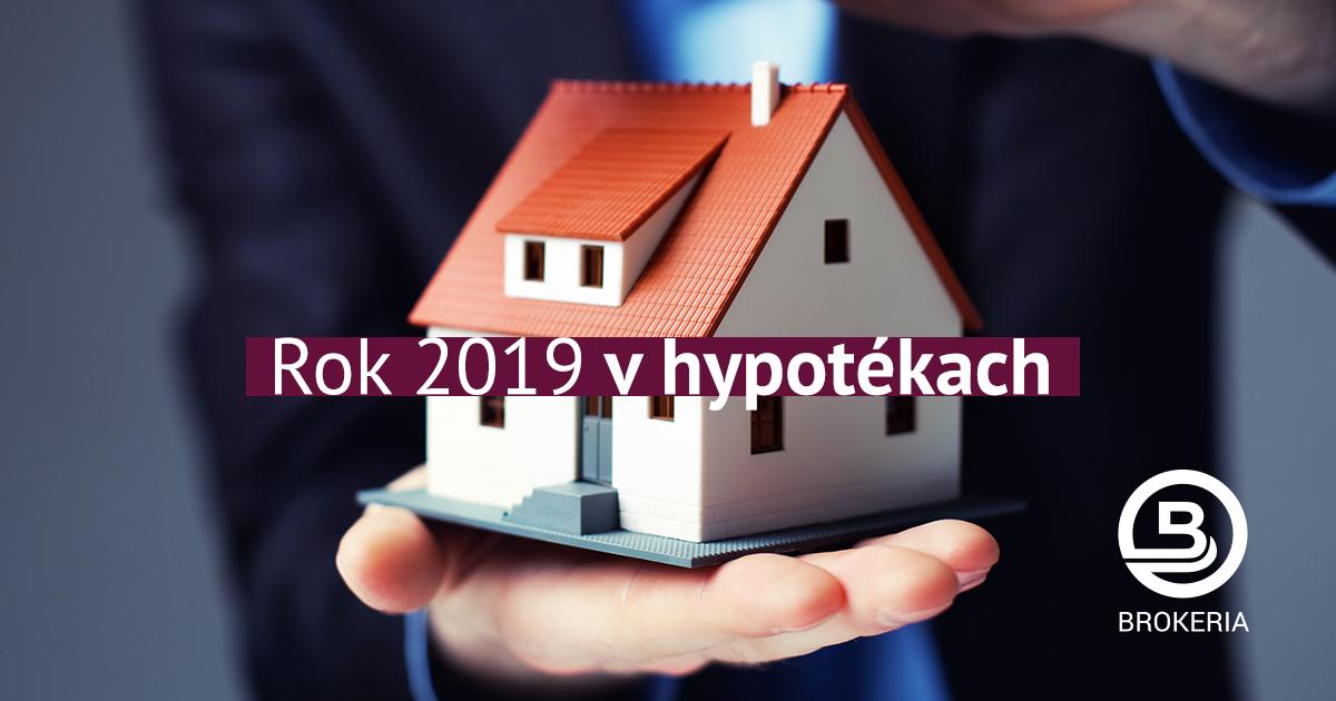 Rok 2019 v hypotékach